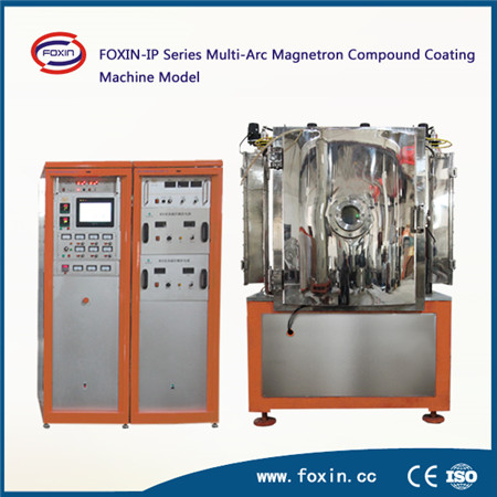 Watch Ipg Plating Machine
