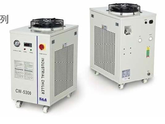 Water Cooler For Fiber Laser Cutting Machine