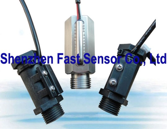 Water Oil Meter Flow Sensor