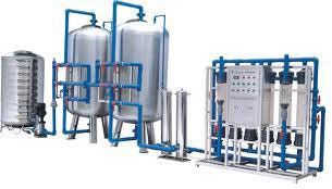 Water Purification Plant R O