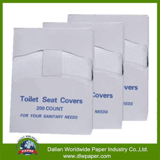 Water Soluble Toilet Seat Paper