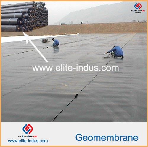Waterproof Eva Pvc Lldpe Geomembrane Sheet