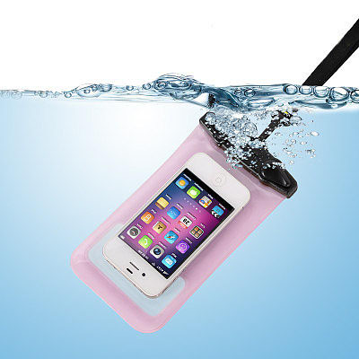 Waterproof Mobile Phone Pouch For Smartphone