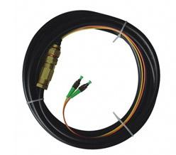Waterproof Pigtail Optical Fiber Connector Series
