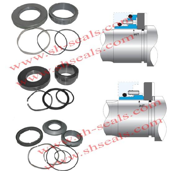 Waukesha Pump Mechanical Seals