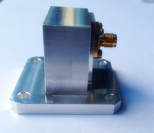 Waveguide To Coaxial Adaptor