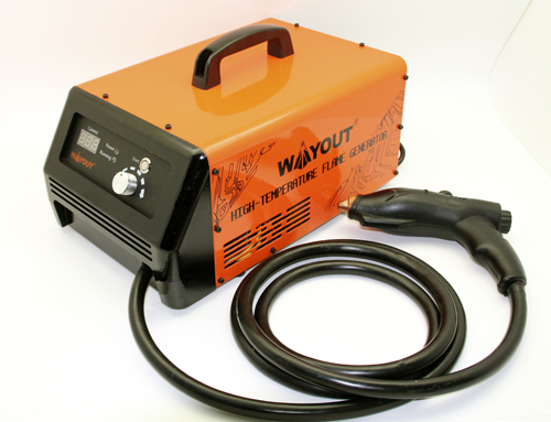 Wayout Ii The Leader Of Protable Plasma Welder
