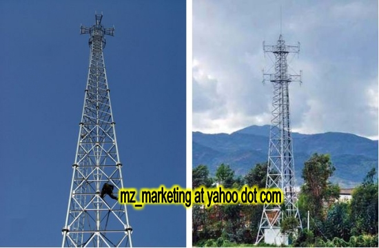 We Are Microwave Tower Manufacturer