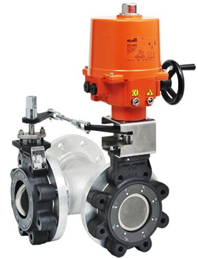 We Can Supply Many Types Of Alfalaval Butterfly Valves
