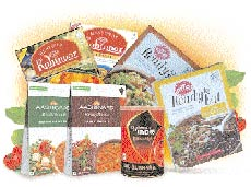 We Export A Wide Range Of Ready To Eat Food Offering Combined
