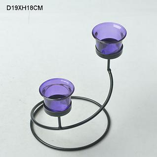 We Export Glass Candle Holder With Competitive Price