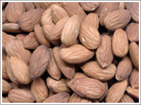 We Offer Almonds Which Are Fresh Natural And Pure Used For Various Purposes