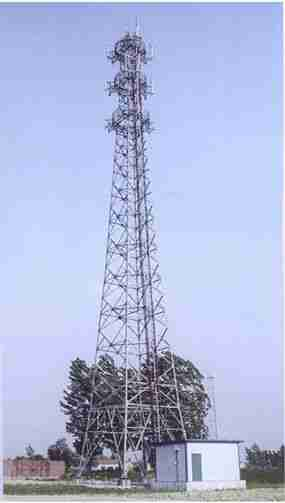 We Supply Communication Tower