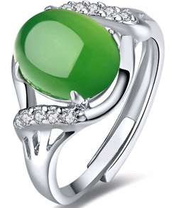 Wedding Ring Sets Jade