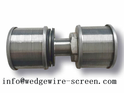 Wedge Wire Nozzle