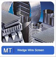 Wedge Wire Screen Metal Tec