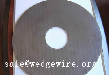 Wedge Wire Slot Screen Separator