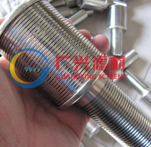 Wedge Wire Strainer Nozzles Filter