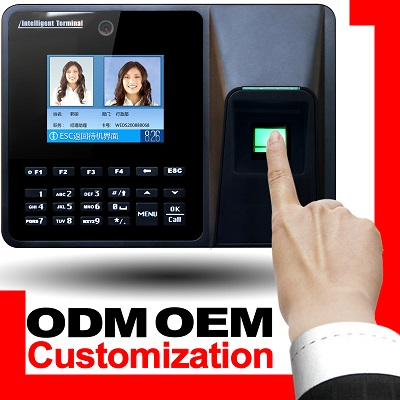 Weds K8 Fingerprint Time Attendance Oem Odm Supplier With Access Control