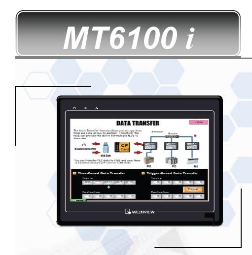 Weinview Hmi Display Mt6100i