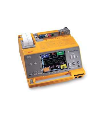 Welch Allyn Pic 50 Monitor Defibrillator