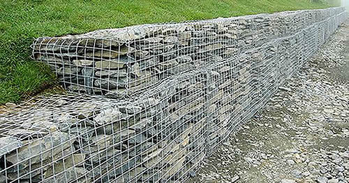 Welded Gabion With Outstanding Flexibility And Permeability
