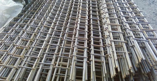 Welded Reinforcing Mesh Increases Concrete Structural Strength