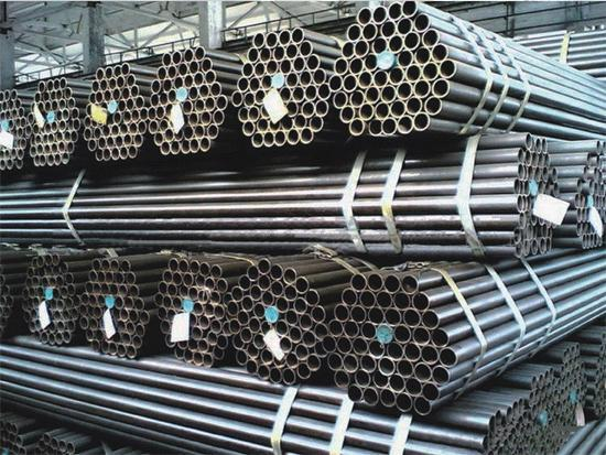 Welded Steel Pipe 1 2 24 Seamless Q235b