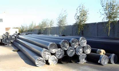 Welded Steel Pipe 16mn Gb T3091 2008 Made In China