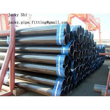 Welded Steel Pipe Longitudinal A350lf2 High Quality
