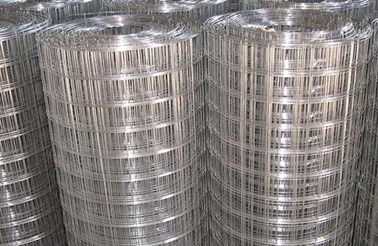 Welded Wire Mesh Galvanized Or Pvc Coating