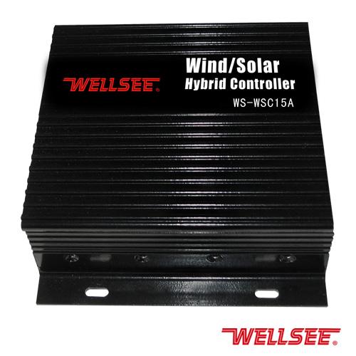 Wellsee Brand Wind Solar Hybrid Controller