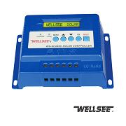 Wellsee Ws Sc2430 Three Stage Solar Charge And Discharge Controller