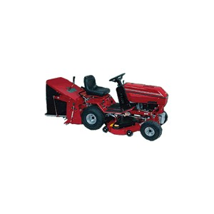 Westwood S1300h 36 Lawn Tractor With Powered Grass Collector And Ibs Deck