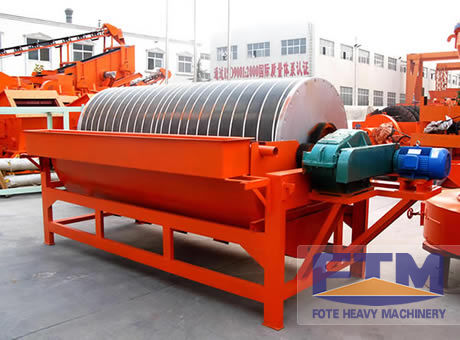 Wet Magnetic Separator For Sale