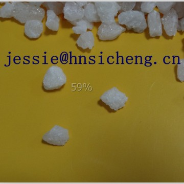 Wfa White Fused Alumina Grains 8 5 3 1 0mm Size