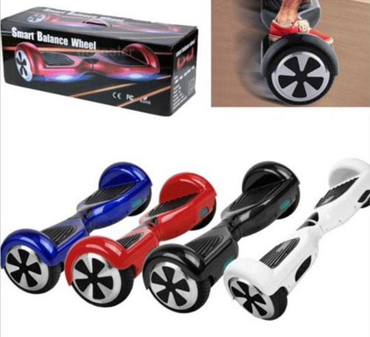 Wheel Smart Balance Unicycle Electric Scooter Hoverboard Skateboard Motorized Adult Roller Hover