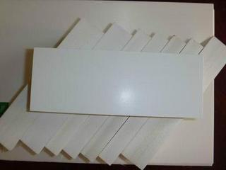 White Pvc Foamed Sheet