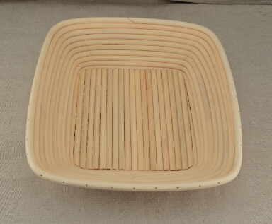 Wholesale 100 Natural Rattan Bread Proofing Basket Banneton Brotformen