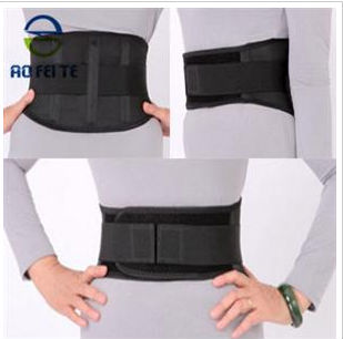 Wholesale Alibaba Spine Support Elastic Lumbar Lower Back Belt With Resistabce Band
