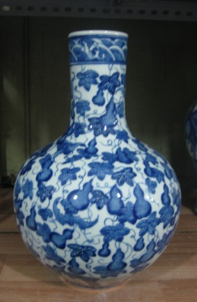 Wholesale Blue And White Porcelain Vases
