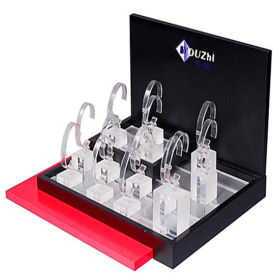 Wholesale Hot Black Watch Holder Display Stand