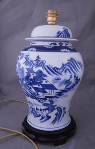 Wholesale Porcelain Lamps