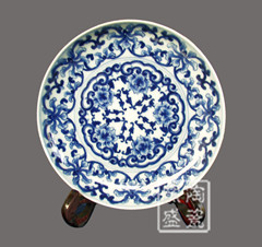 Wholesale Porcelain Plates Of Blue And White