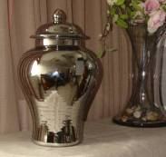 Wholesale Silvering Porcelain Vases