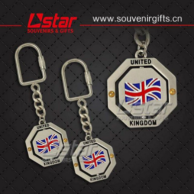 Wholesales Price Metal Keychain