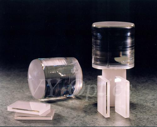 Widely Used Optical Litao3 Crystal Lens