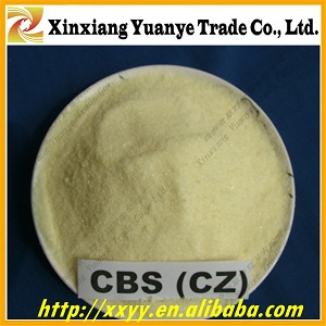 Widely Used Rubber Accelerator Cz Cbs Made In China
