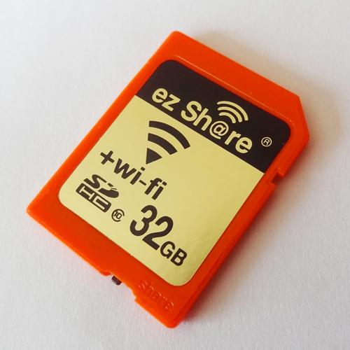Wifi Sdhc Card