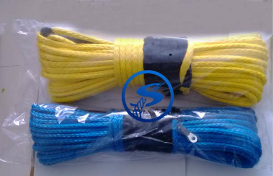 Winch Rope Uhmwpe Towing